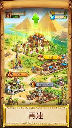 Jewels of Egypt: ジュエルオブエジプト・エジプトゲーム&3マッチパズルジュエルでのおすすめ画像2