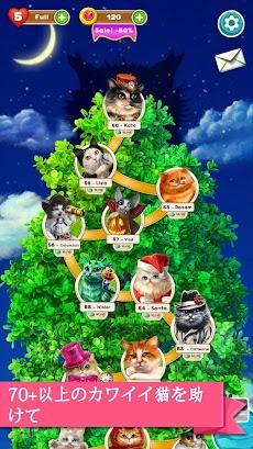 キュートな猫:魔法の冒険のおすすめ画像2