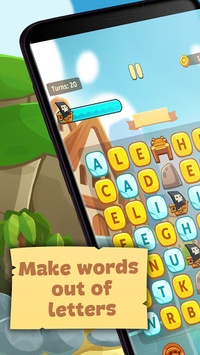 Chest Of Words - word search  screenshots 1