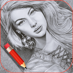 Pencil Sketch Photo  Art Filters and Effects