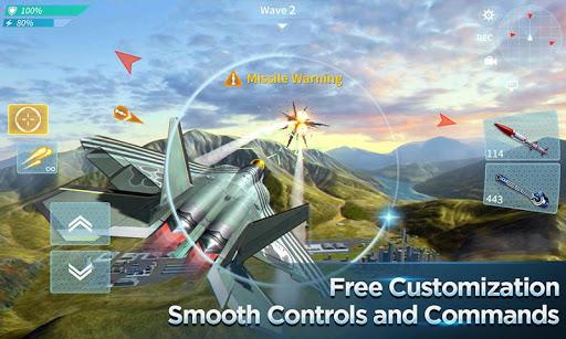Modern Air Combat: Team Match screenshots 4
