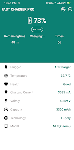 Fast Charging Pro (Speed up) MOD (Vip) 1