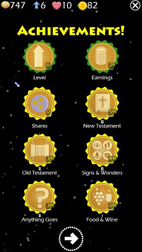 Play The Jesus Bible Trivia Challenge Quiz Game screenshots 5