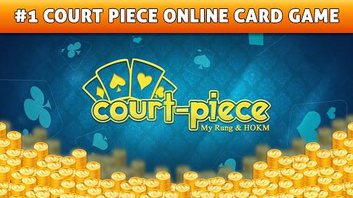 Court Piece - My Rung & HOKM Card Game Online  screenshots 18