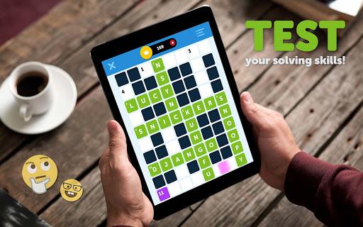 Crossword Quiz - Crossword Puzzle Word Game! 3.85g screenshots 14