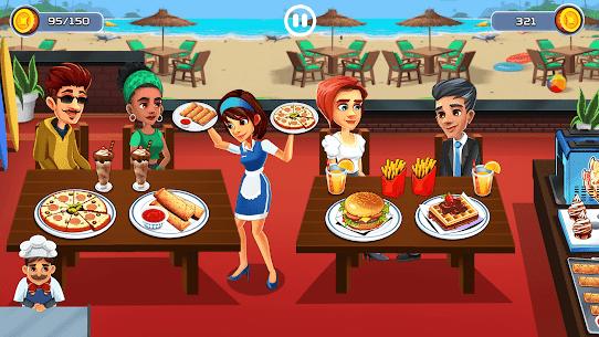 Cooking Cafe Mod Apk 2