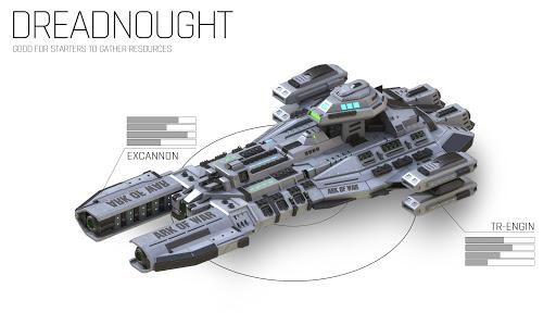 Ark of War - Dreadnought Apkfinish screenshots 9