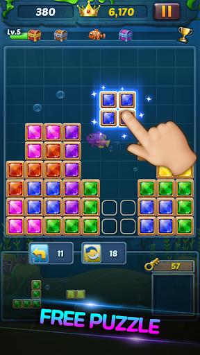 Block Ocean Puzzle Apkfinish screenshots 5