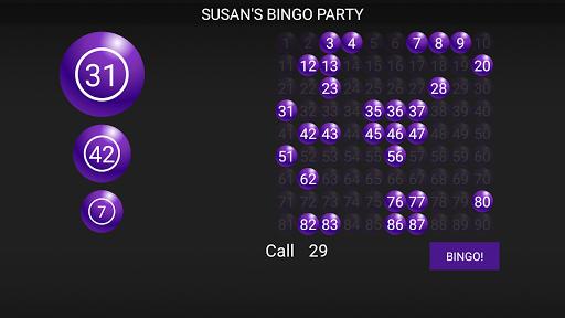 Bingo Caller Machine (free Bingo Calling App)  Screenshots 5