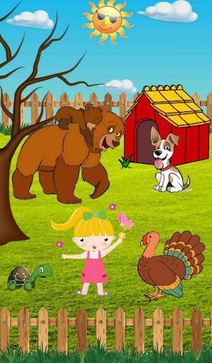 Zoo For Preschool Kids 3-9 - Animals Sounds  Screenshots 6