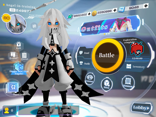 Aotu World - Hatsune Miku Crossover Event apkdebit screenshots 16