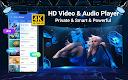 screenshot of Video Player