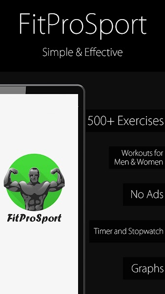 FitProSport Full Version APK