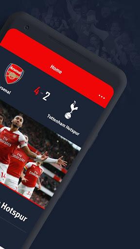 Arsenal Official App 6.0.3 Screenshots 2