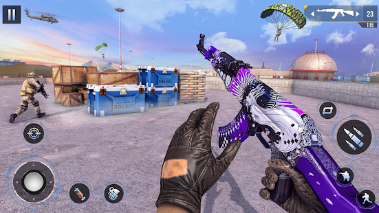 Image For Real Commando Secret Mission - Free Shooting Games Versi 18.2 1