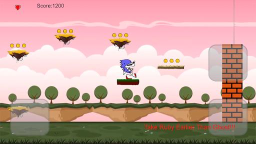 Code Triche Super Sanic World mod apk screenshots 4