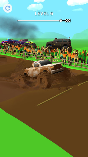 Mud Racing apktreat screenshots 2
