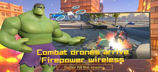 Super City Herouff1aCrime City Battle 14 screenshots 5