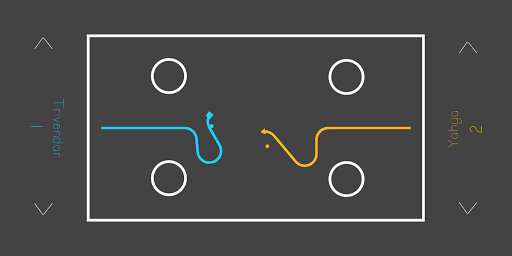 Double Line : 2 Player Games  screenshots 5