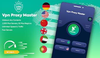 VPN Proxy Master – Super Unlimited Free VPN Server