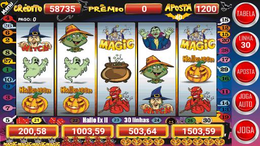 Halloween Slots 30 Linhas Multi Jogos apkdebit screenshots 13