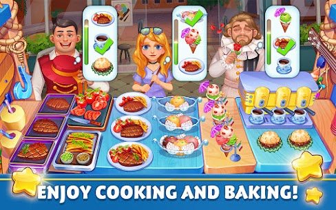 Cooking Voyage – Crazy Chef's Restaurant Dash Game 3