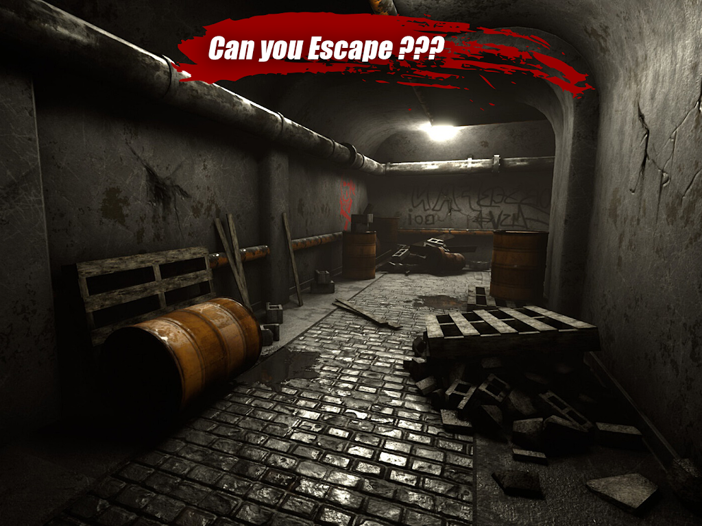 The Dread : Hospital Horror Game Scary Escape Game  poster 1