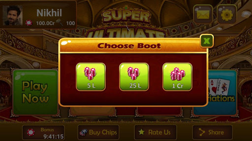 SUTP(Super Ultimate Teen Patti) 5.5 screenshots 3