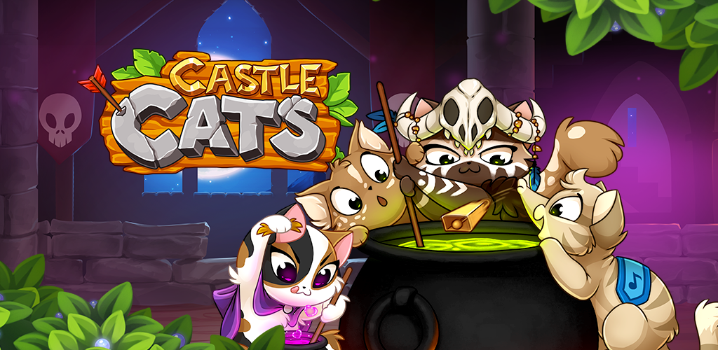 Castle Cats - Idle Hero RPG poster 0