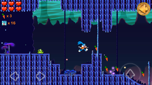 Beeny Rabbit Adventure Platformer World 2.9.1 screenshots 21