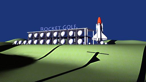 Rocket Golf 6.3 screenshots 2