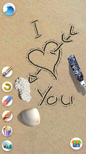 Sand Draw Art Pad: Creative Drawing Sketchbook App screenshots 1