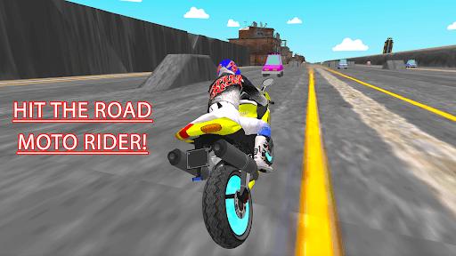 Motorcycle Infinity Racing Simulation 2.2 screenshots 18