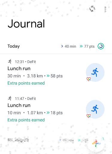 DeFit - Debugger of Fitness Apps 0.7.9 Screenshots 3