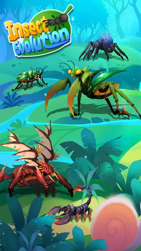 Insect Evolution  Pc-softi 3