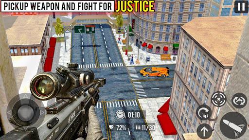 Modern City Sniper Shooter: Assassin 3D Games 2020 1.0 de.gamequotes.net 5