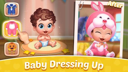 Baby Manor: Baby Raising Simulation & Home Design 1.5.1 screenshots 2