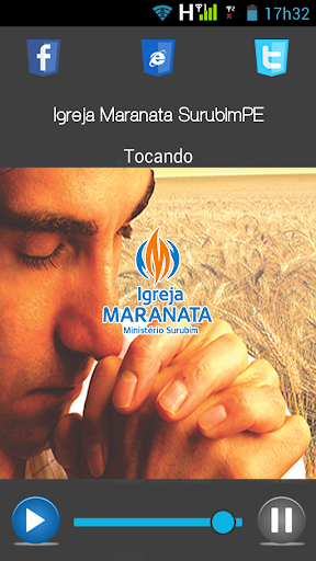Foto do Rádio Igreja Maranata Surubim/PE