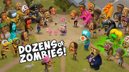 Kids vs Zombies: Brawl for Donuts 1.0.0.1169 screenshots 1