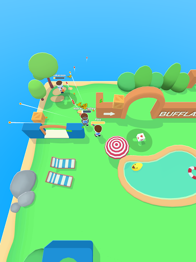 Blast Land 3D android2mod screenshots 4