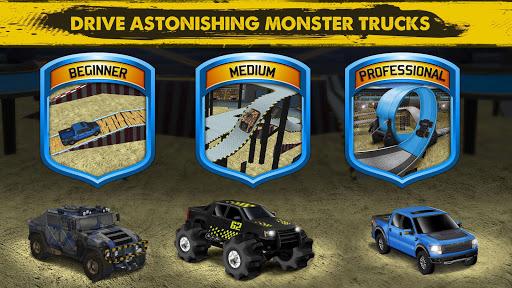 3D Monster Truck Parking Game 2.2 screenshots 5