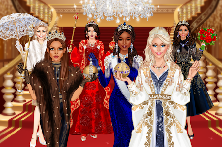 Royal Dress Up  For Pc | How To Use – Download Desktop And Web Version 1