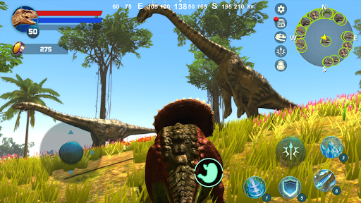 Triceratops Simulator  screenshots 4