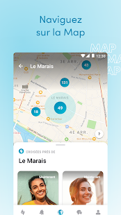 happn - App de rencontre Capture d'écran
