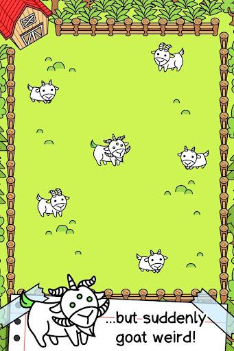 Goat Evolution - Mutant Goat Farm Clicker Game screenshots 2