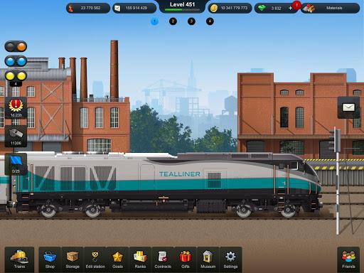 Train Station: Railroad Transport Line Simulator 1.0.70 screenshots 3