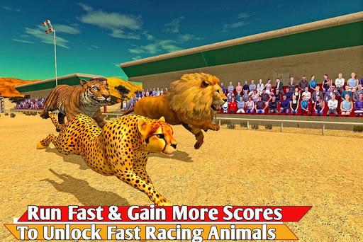 Savanna Animal Racing 3D 1.0 screenshots 14