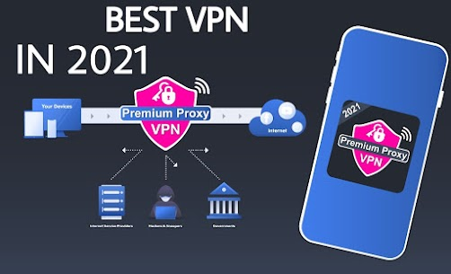 Premium Proxy Vpn Pro For Android 1