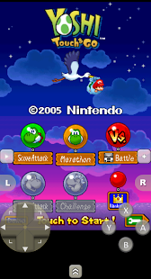 ClassicBoy Gold (64-bit) Game Emulator Screenshot