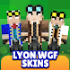 Skin for Minecraft Lyon WGF